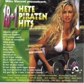 18+1 Hete Piratenhits - deel 5