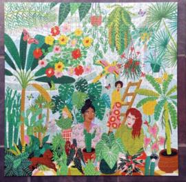 eeBoo - Plant Ladies - 1000 stukjes