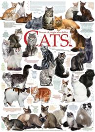 Cobble Hill - Cats - 1000 stukjes