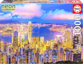 Educa - Hong Kong, Neon - 1000 stukjes