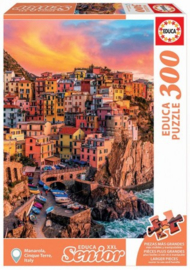 Educa - Manarola, Cinque Terre, Italy - 300XXL stukjes