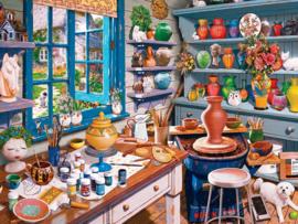 Master Pieces - Garden Gateway - 550 stukjes