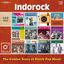 Indorock - Golden Years of Dutch Pop Music - 2CD