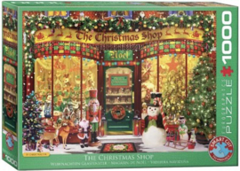 Eurographics 5521 - The Christmas Shop - 1000 stukjes