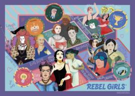 Gibsons 2221 - Rebel Girls - 100XL stukjes