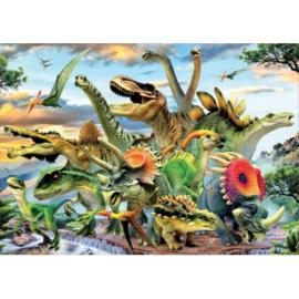 Educa - Dinosaurs - 500 stukjes