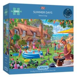 Gibsons 6323 - Summer Days - 1000 stukjes