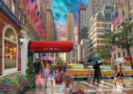 KS - Fifty Avenue NYC - 1500 stukjes