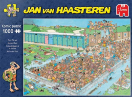 Jan van Haasteren - Bomvol Bad - 1000 stukjes