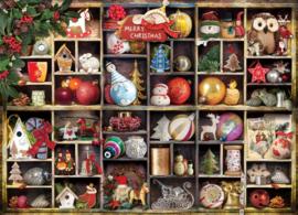 Eurographics 0759 - Christmas Ornaments - 1000 stukjes
