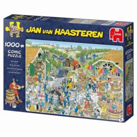 Jan van Haasteren - De Wijnmakerij - 1000 stukjes