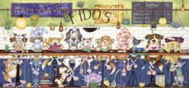 Gibsons 4049 - Fido's Coffee Bar - 636 stukjes  Panorama