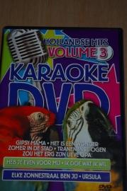 DVD  5276      Karaoke Hollandse hits  deel 3