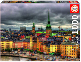 Educa - Stockholm Skyline - 1000 stukjes