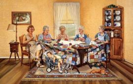 SunsOut 25202 - The Gossip Party - 1000 stukjes