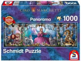 Schmidt - IJs Paleis - 1000 stukjes  Panorama