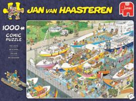 Jan van Haasteren - De Sluizen - 1000 stukjes