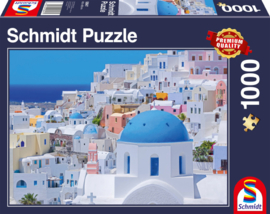 Schmidt - Santorini, Cyclades - 1000 stukjes