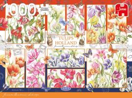 Jumbo Janneke Brinkman - Nederlandse Tulpen - 1000 stukjes