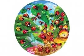 SunsOut 68852 Ladybug Splash  500 stukjes