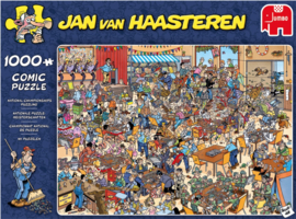 Jan van Haasteren - NK Puzzelen - 1000 stukjes