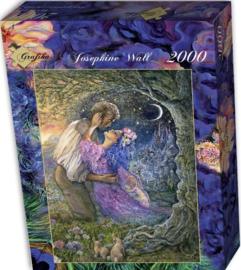 Grafika Josephine Wall - Love Between Dimensions - 2000 stukjes