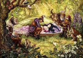 Grafika Josephine Wall - Snow White - 1500 stukjes