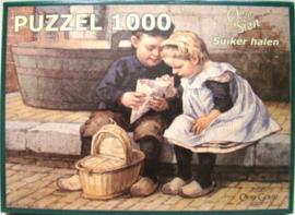 Ot en Sien - Suiker Halen - 1000 stukjes