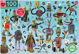 eeBoo - Upcycled Robots - 100XXL stukjes