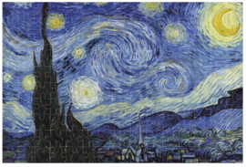 Londji Vincent van Gogh - Starry Night - 150 Micro stukjes