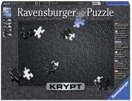 Ravensburger - Krypt Black - 736 stukjes