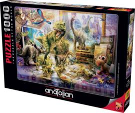 Anatolian - Dino Toys Come Alve - 1000 stukjes