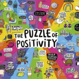 Gibsons 6608 - The Puzzle of Positivity - 1000 stukjes