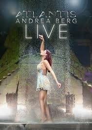 Andrea Berg  *Atlantis Live*  2dvd