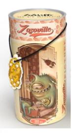 TFF Zozoville - Bedtime Stories - 100 stukjes