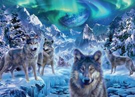 Jumbo - Winter Wolven - 500 stukjes  OP=OP