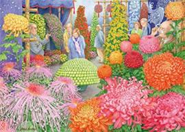 Falcon de Luxe 11262 - Flower Show: Optimism and Joy - 1000 stukjes