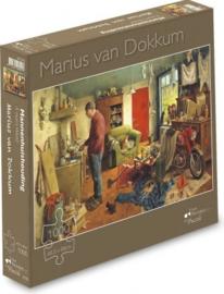Art Revisited - Mannen Huishouding - 1000 stukjes