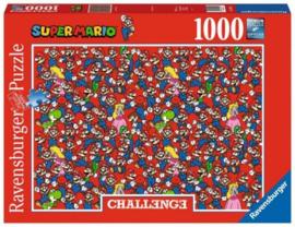 Ravensburger - Super Mario (challenge) - 1000 stukjes