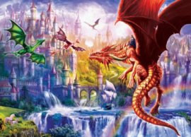Eurographics - Dragon Kingdom - 500XL stukjes
