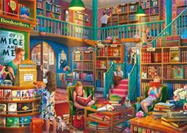 Falcon de Luxe 11267 - An Afternoon in the Bookshop - 1000 stukjes