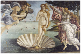 Londji Botticelli - The Birth of Venus - 150 Micro stukjes