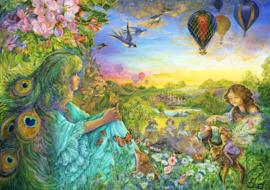 Grafika Josephine Wall - Daydreaming - 1500 stukjes