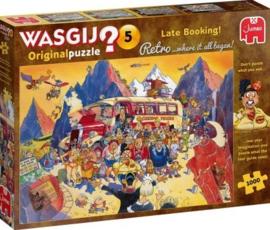 Wasgij Original 5 Retro - Last Minute Boeking! 1000 stukjes