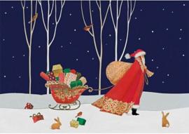 Wentworth - Santa's Big Night - 250 stukjes  (Sue Waddicor)
