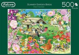 Falcon de Luxe 11253 - Summer Garden Birds - 500 stukjes