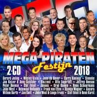 Mega Piraten Festijn 2018 - 2cd