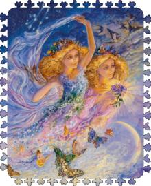 DaVICI Josephine Wall - Zodiac Tweeling - 100 stukjes
