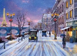 Eurographics 0785 - Christmas Eve in Paris - 1000 stukjes