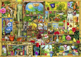 Wentworth - The Gardenes Cupboard - 40 stukjes  (Colin Thompson)
